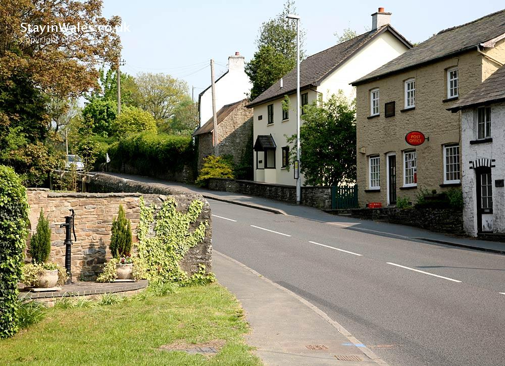 Erwood Powys