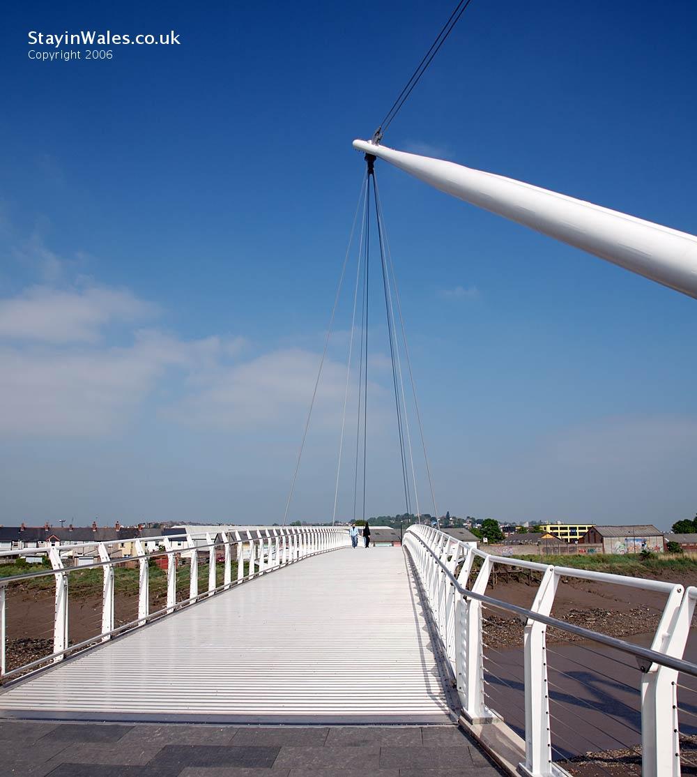 Newport City Footbridge