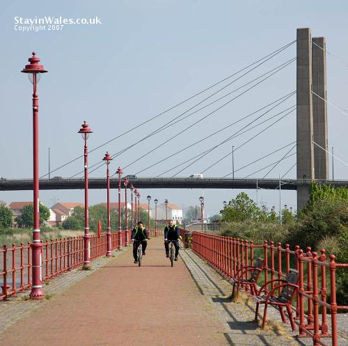 George Street Bridge, Newport