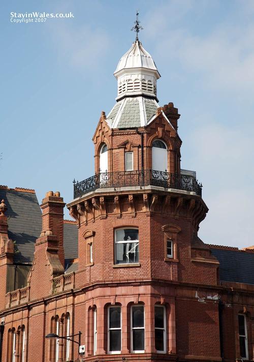 Victorian folly Newport