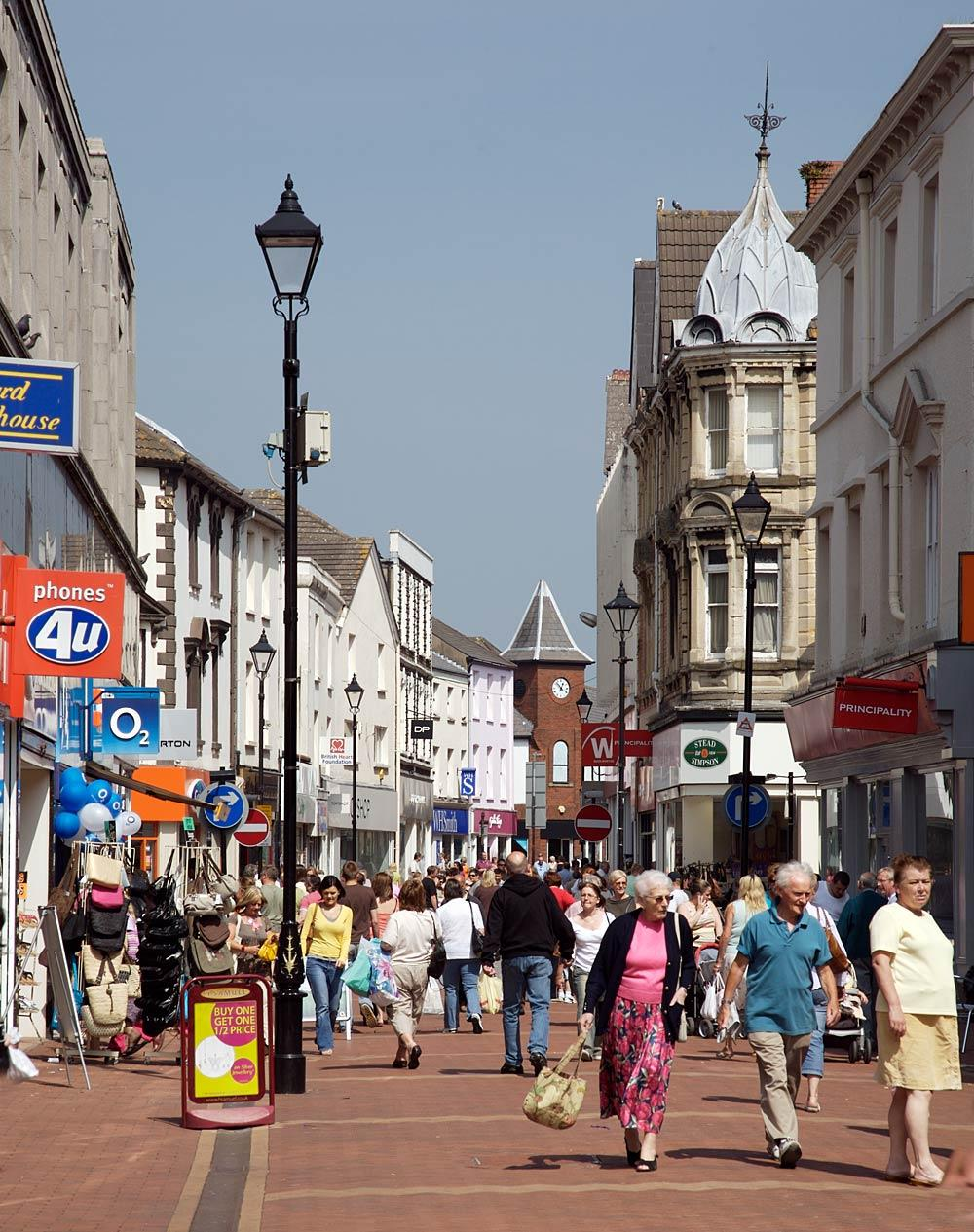 Wind Street, Neath