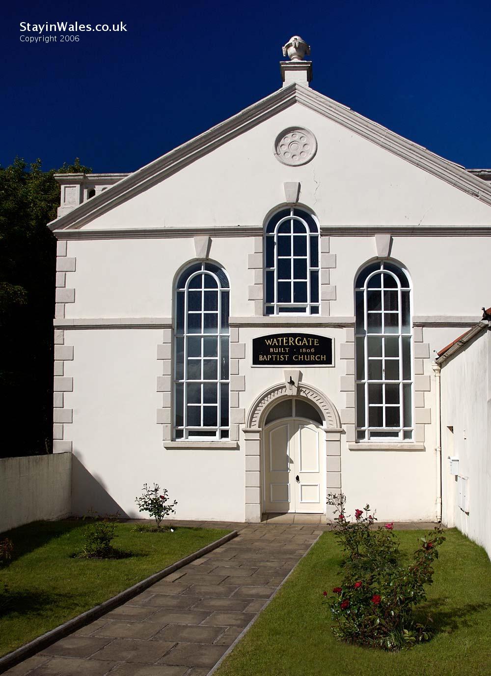 Watergate Chapel Brecon