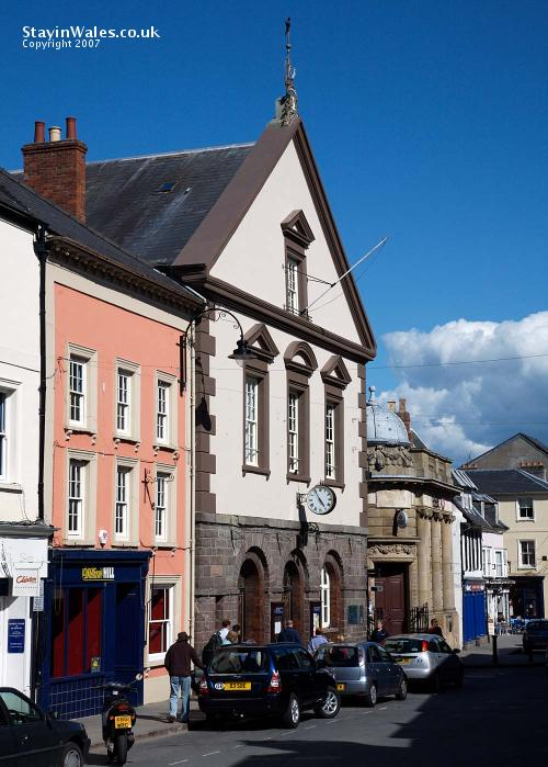 Brecon Guildhall