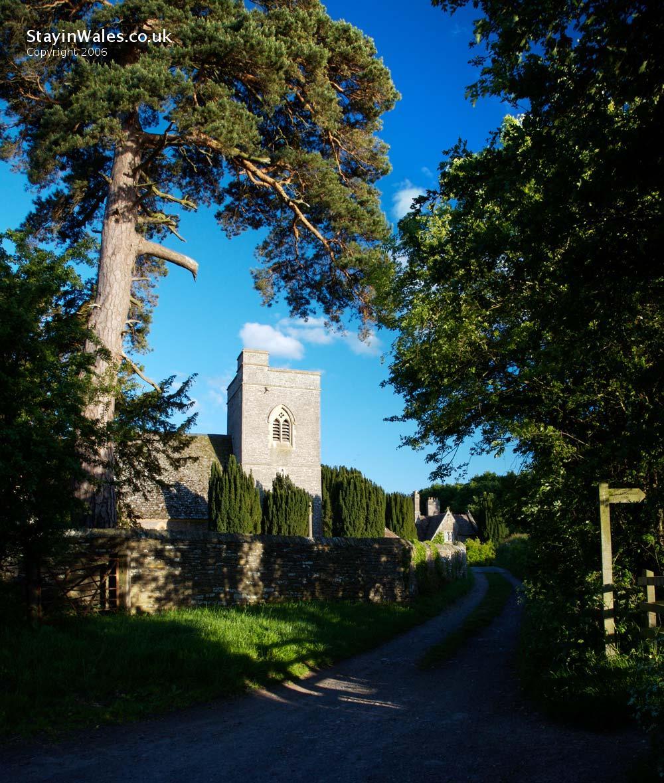 St Gartyns Church Llangasty
