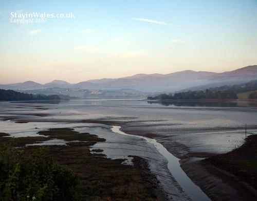 Snowdonia and the Conwy Estuary