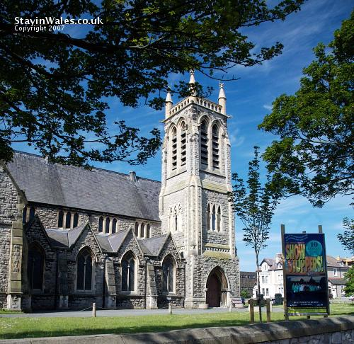 Holy Trinity Church Llandudno