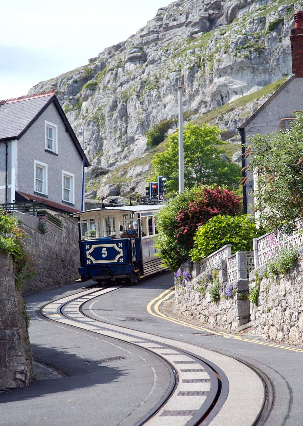 Llandudno tram