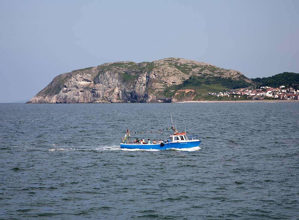 Llandudno boat trips