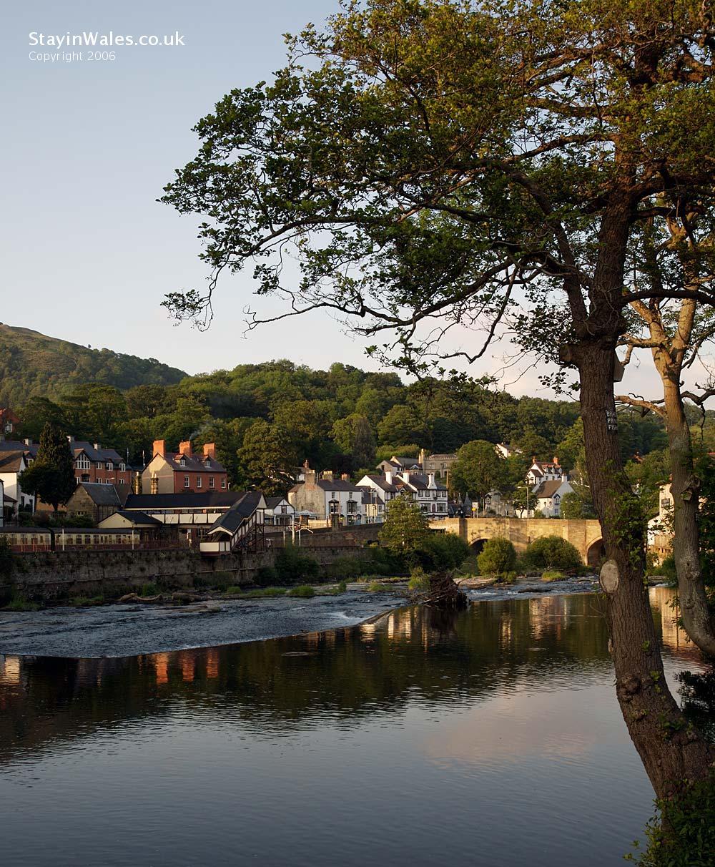 River at Llangollen