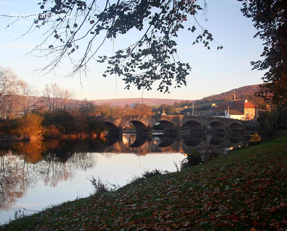 The Groe Builth Wells
