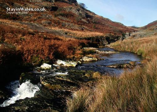 River Irfon Abergwesyn
