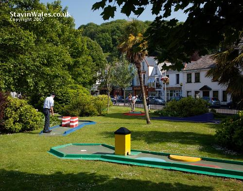 Mumbles Crazy Golf