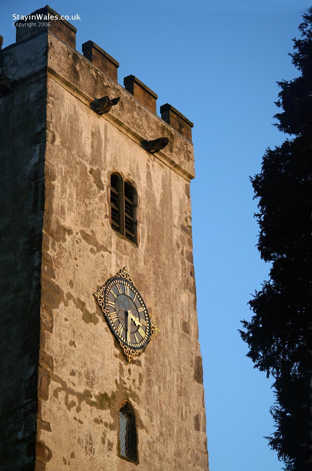 St Peters Carmarthen
