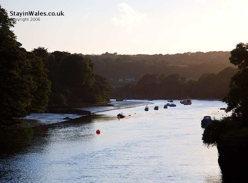 River Teifi Cardigan
