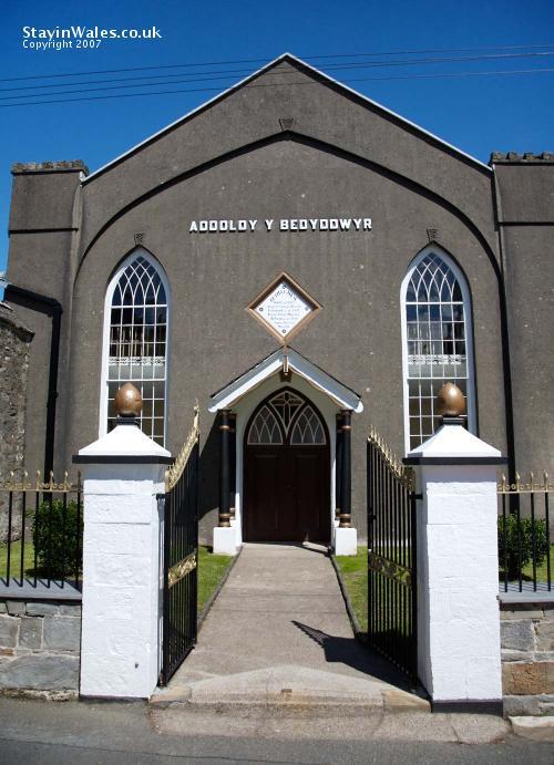 Newport, Pembrokeshire chapel