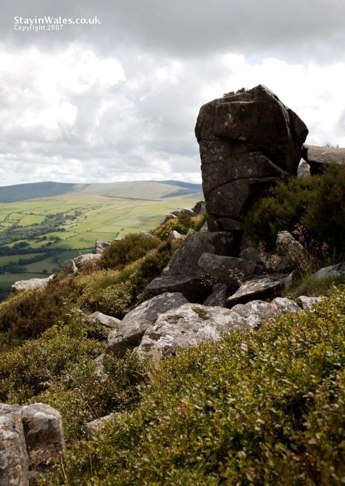 Carningli Pembrokeshire