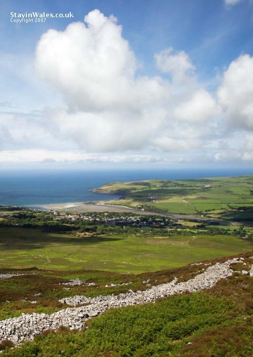 Nevern Estuary Pembrokeshire