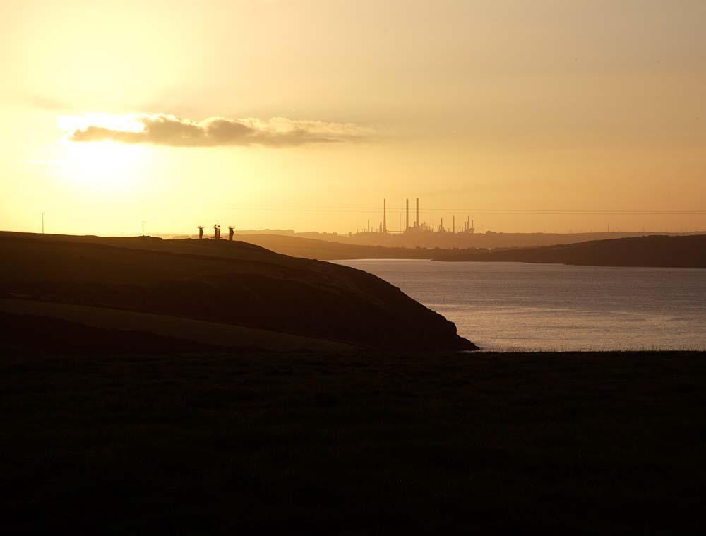 Milford Haven sunrise