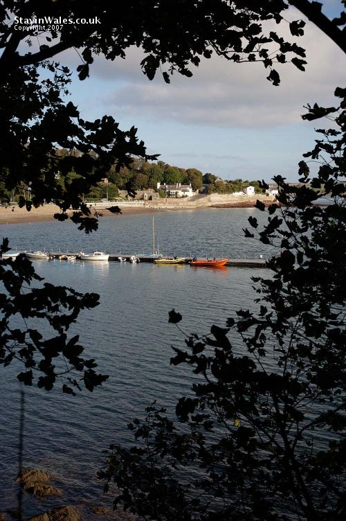 Dale harbour, Pembrokeshire