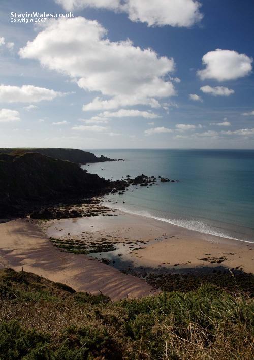 Westdale Bay Marloes Pembrokeshire