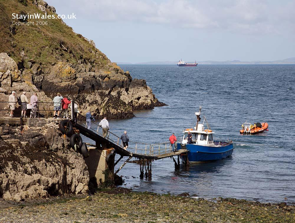 Dale Princess Skomer Ferry