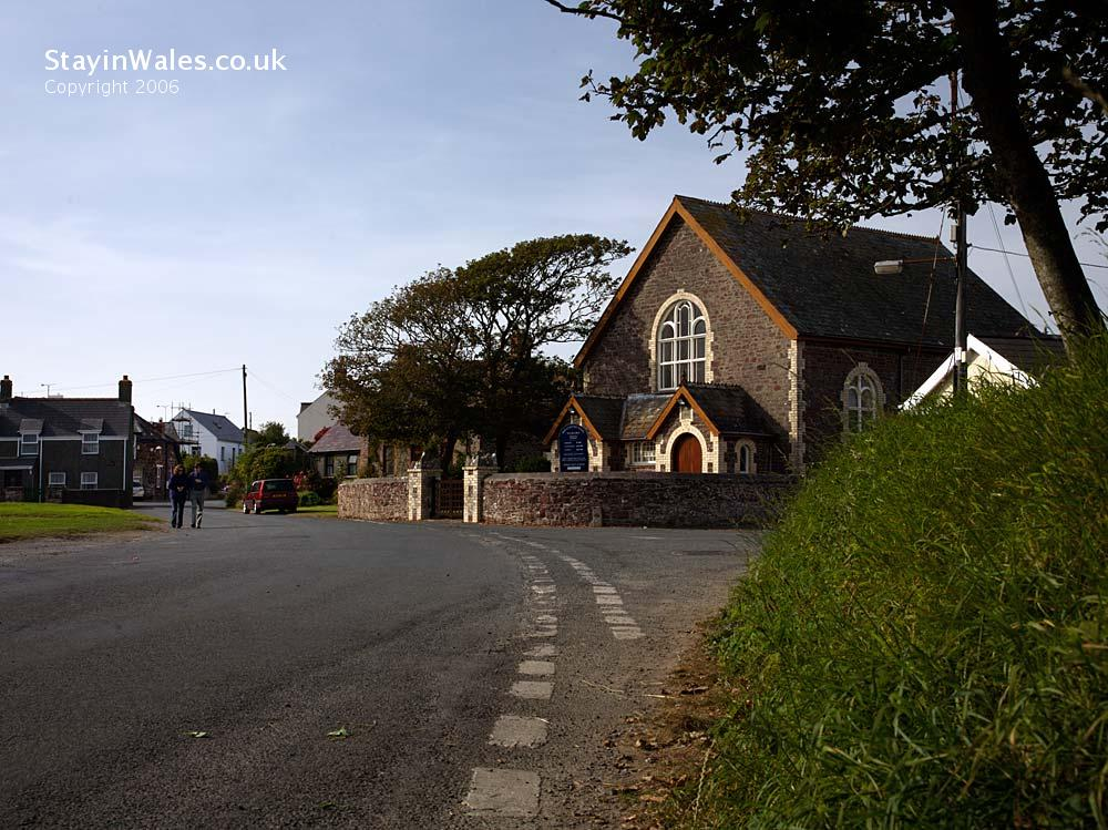 Marloes Chapel
