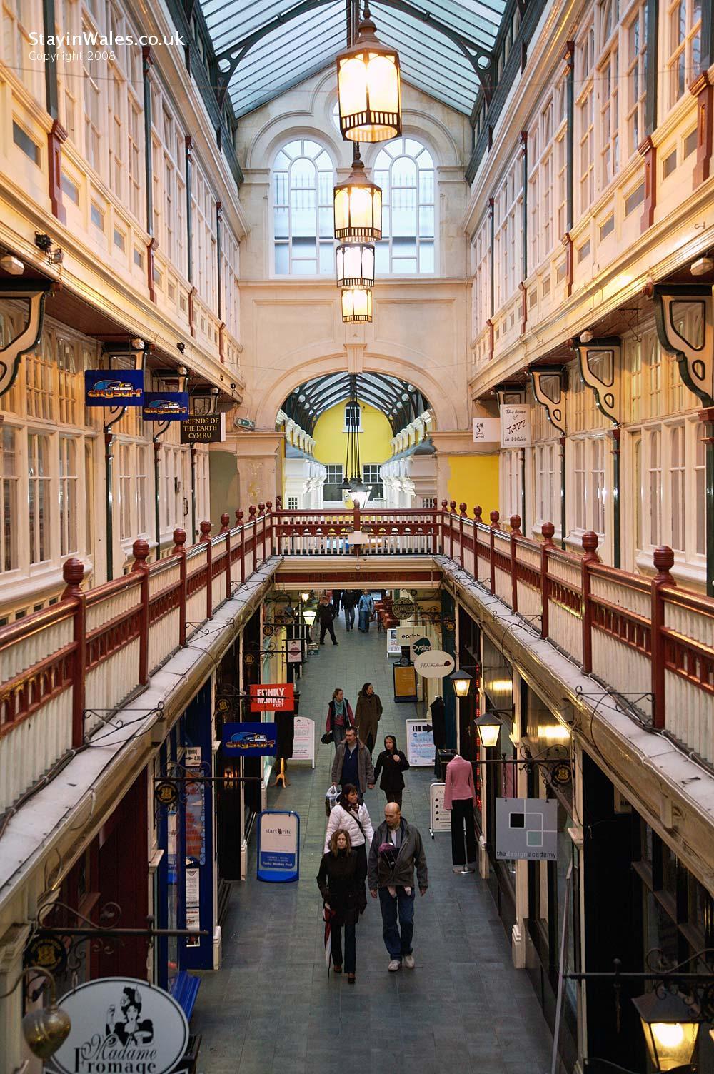 Castle Arcade, Cardiff