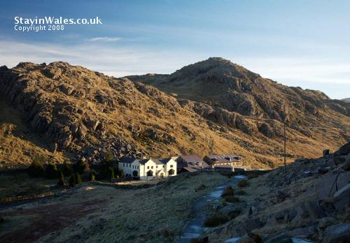Pen-y-Pass Snowdonia youth hostel