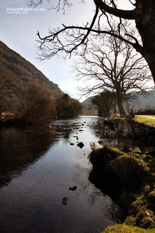 Afon Glaslyn Beddgelert