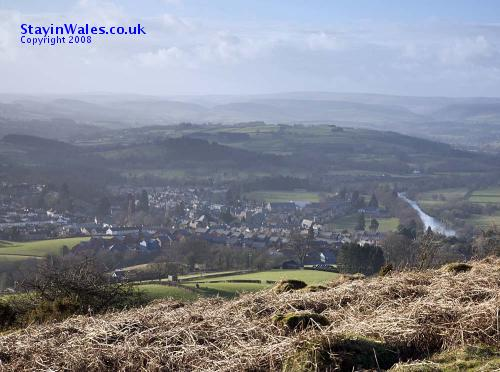Builth Wells and the Cambrians