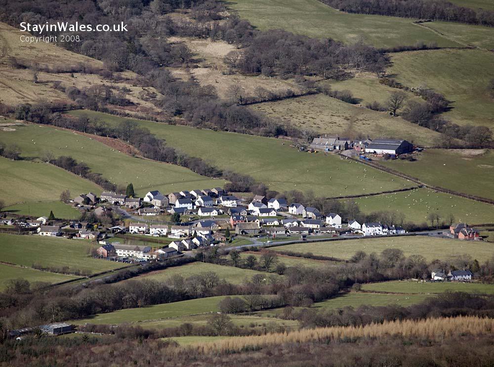 Libanus near Brecon