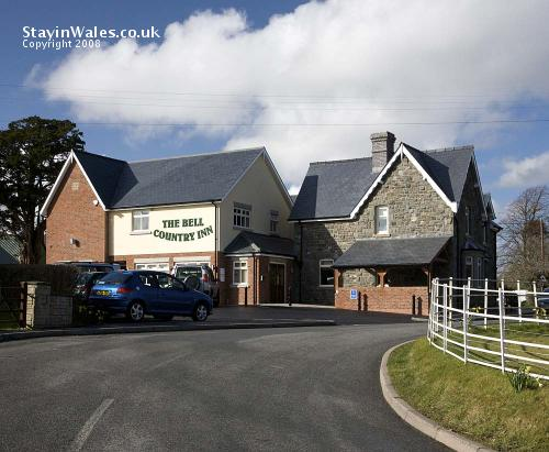 The Bell Country Inn, Llanyre, Llandrindod Wells