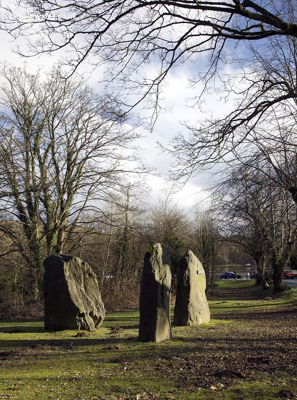 Capel Maelog stone circle, Llandrindod