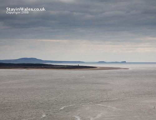 Pembrey Burrow and the Gower