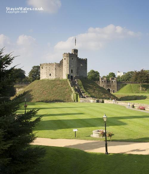Great Keep of Cardiff Castle
