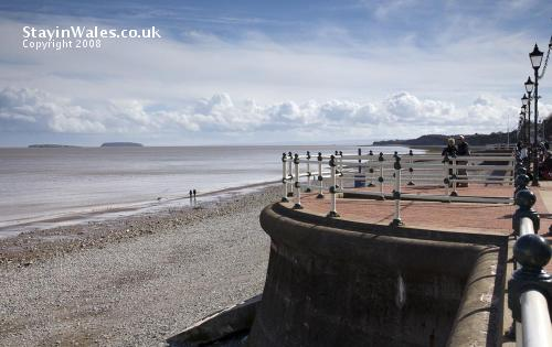 Penarth Promenade and Beach
