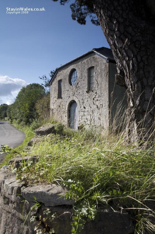 Baptist Chirch at Penallt, Monmouthshire