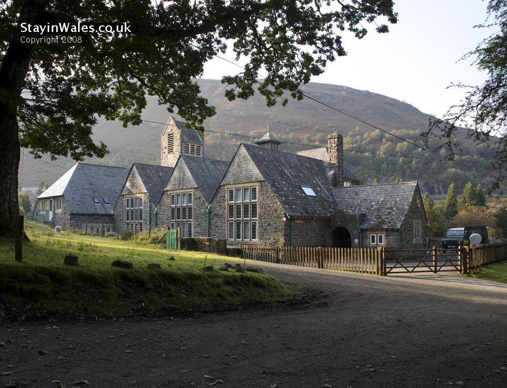 Elan Valley Lodge, Mid Wales