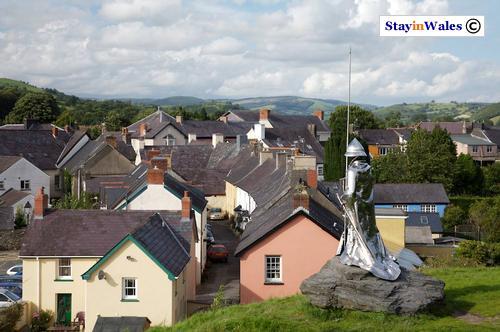 Llywelyn ap Gruffydd at Llandovery