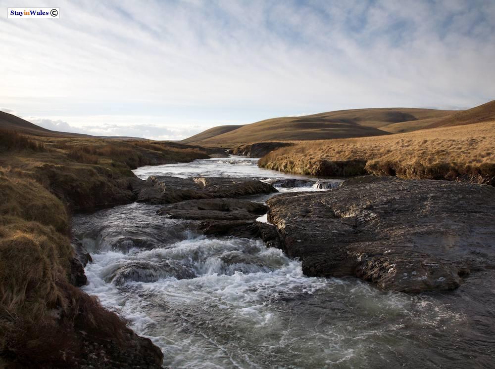 River Elan at Craig Goch