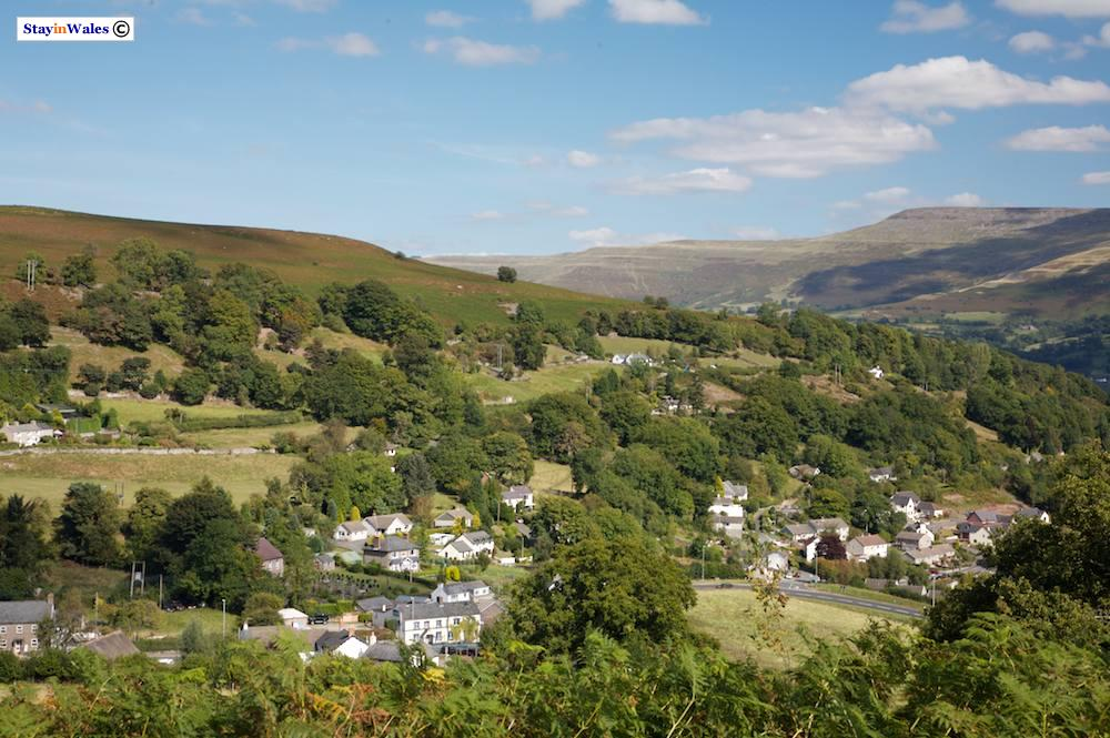 Bwlch in the Brecon Beacons