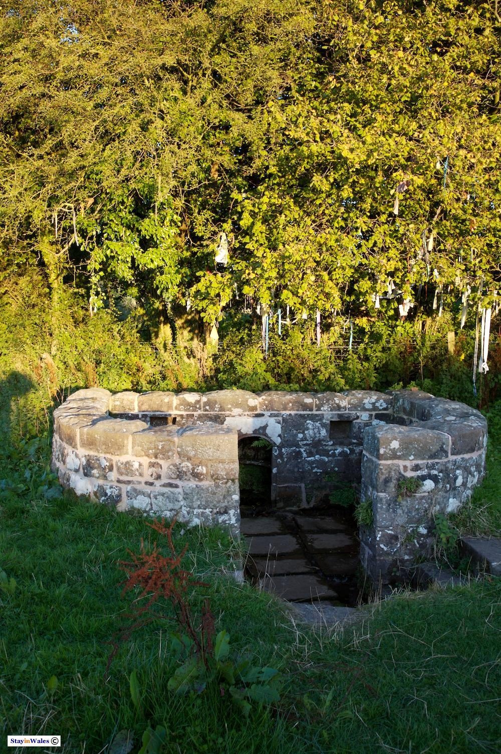 Virtuous Well, or St Ann's Well, Trellech