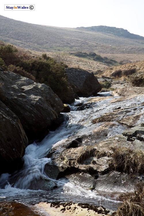 Stream in the Elan Valley