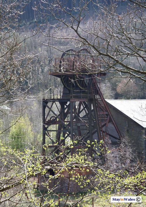 Great Western winding tower