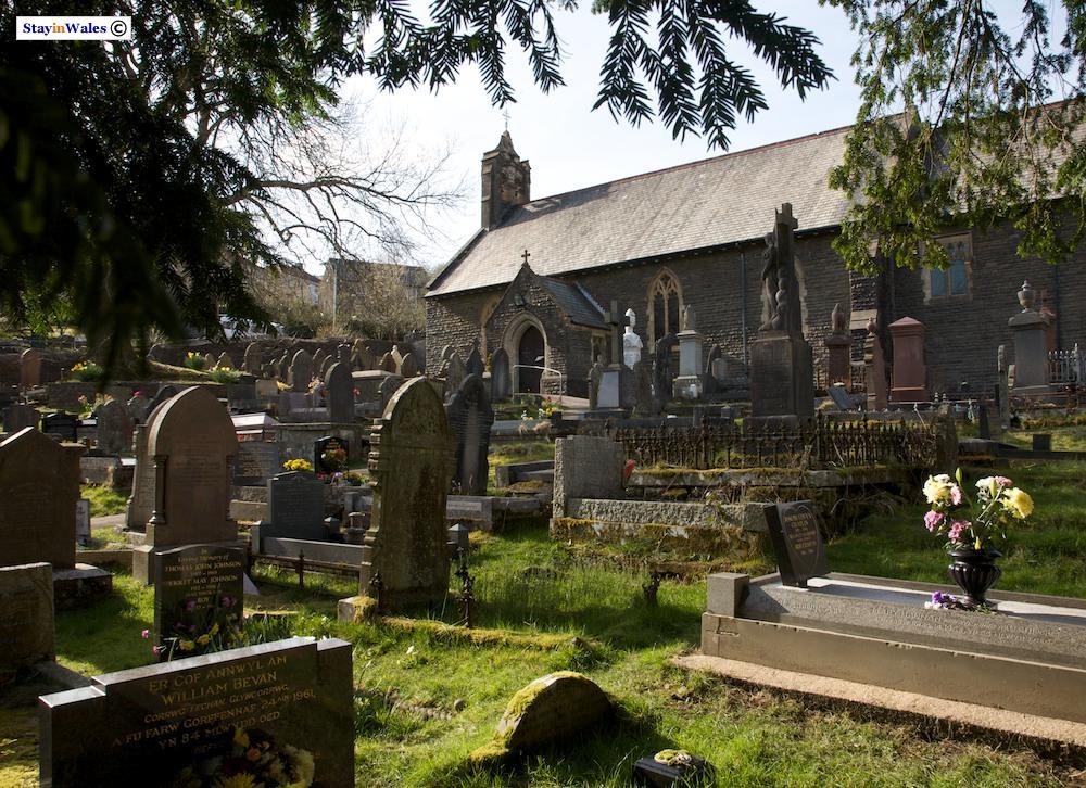 Glynworrwg church