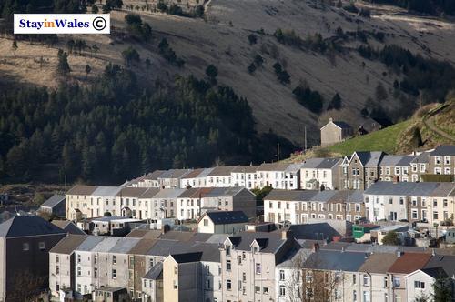 Blaengwynfi, village in Neath Port Talbot