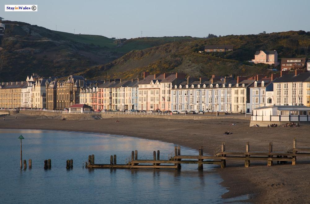 Marine Terrace, Aberystwyth
