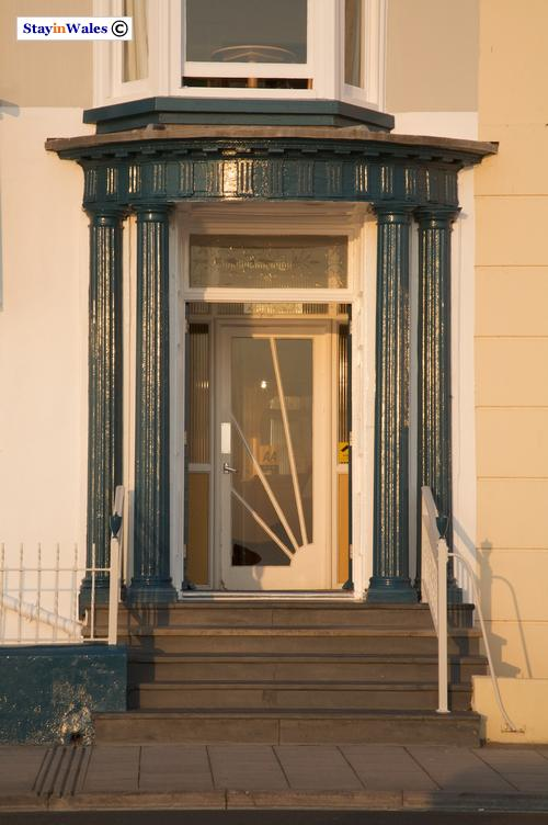 Art Deco Front Door