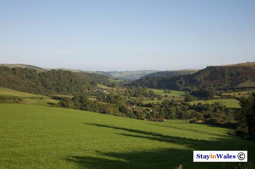 Llanfair Waterdine, Shropshire