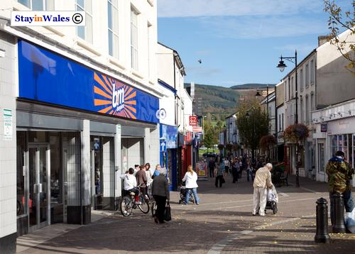 Commercial Street, Aberdare